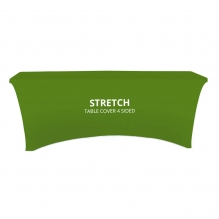 Stretch Table Cover - 4 Sided