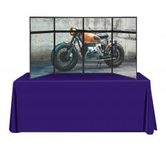 Table Top Panel Display 8ft