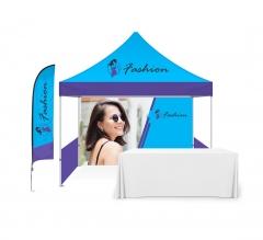 Trade Show Canopy Kit