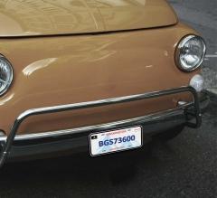 Washington License Plates