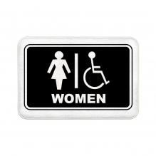 Women Restroom Floor Mats