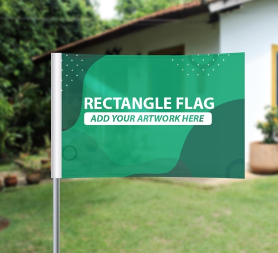 Rectangle Flags