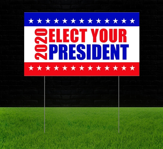 Campaign Reflective Signs