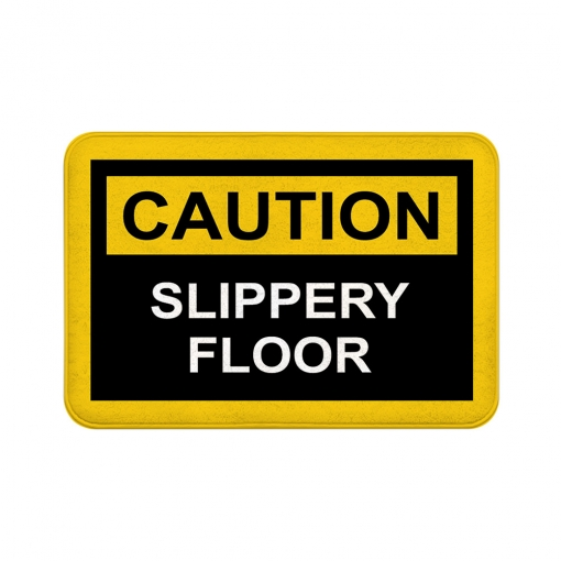 Caution Floor Mats