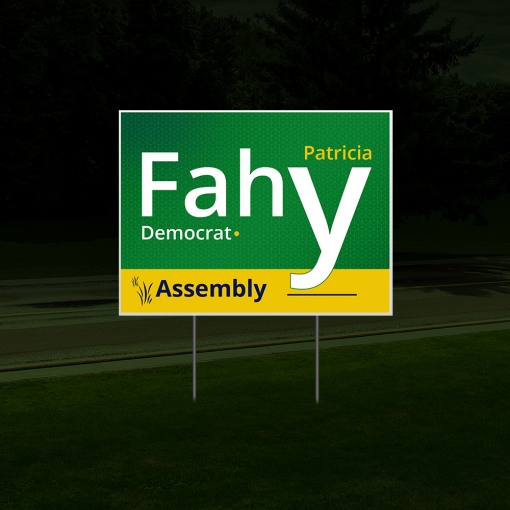 Cheap Political Signs/Campaign Signs - HIP Reflective