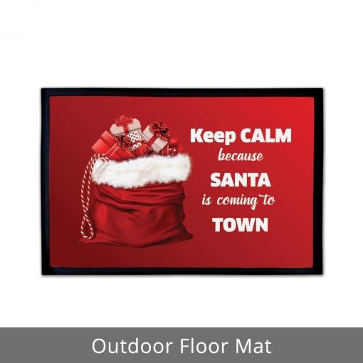 Christmas Gift Outdoor Floor Mats