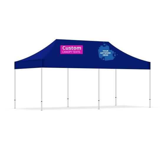 Custom Canopy (20 x 10)