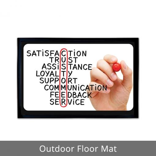 Customers Quote Outdoor Floor Mats