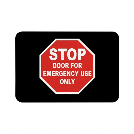 Emergency Use Floor Mats