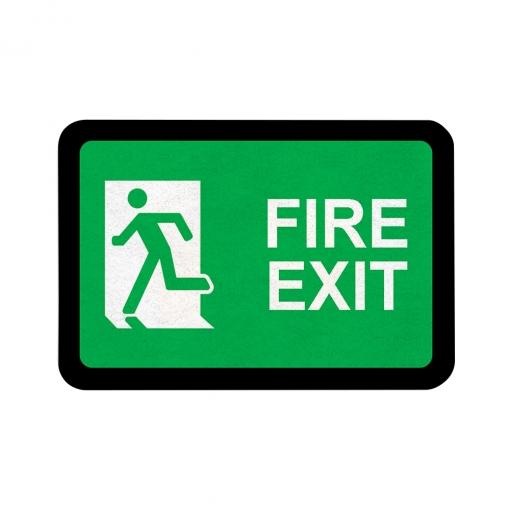 Fire Exit Floor Mats