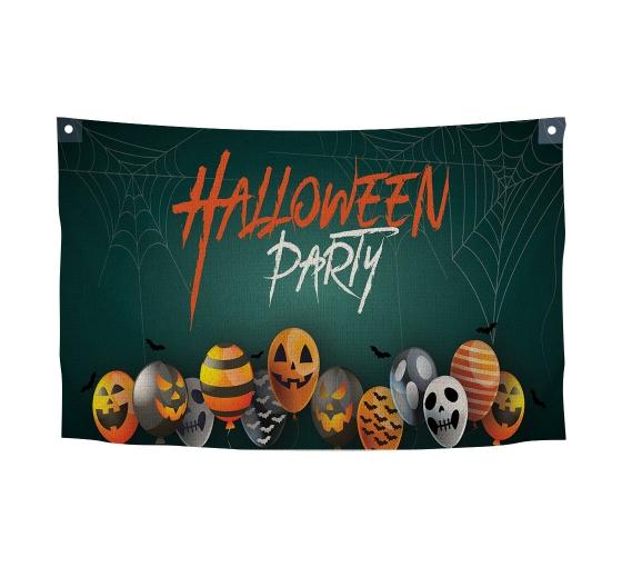 Halloween Canvas Banners