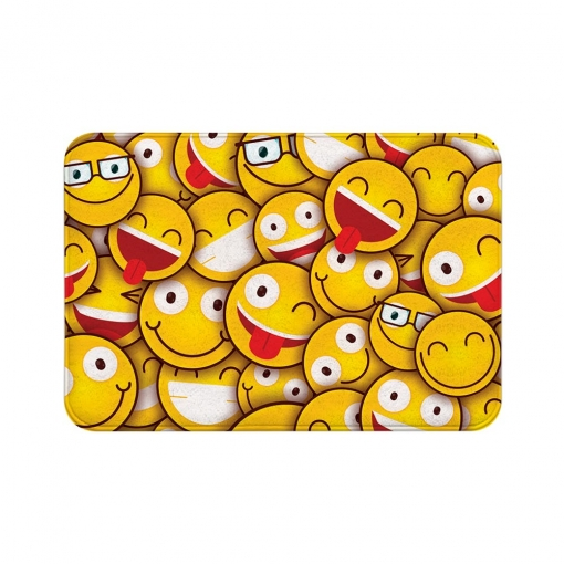 Happy Faces Floor Mats