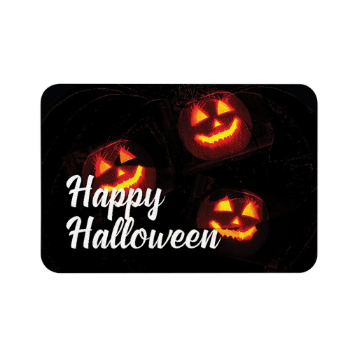 Happy Halloween Floor Mats