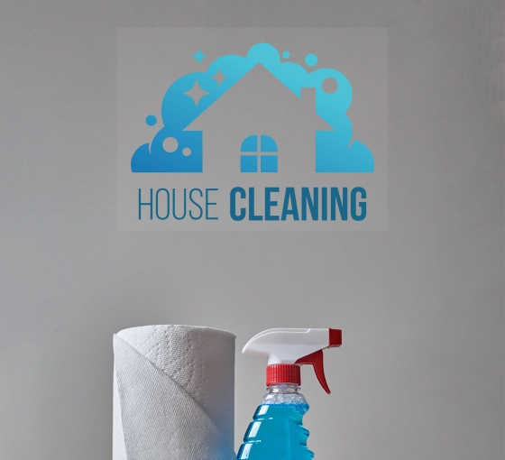House Clear Surface Decals