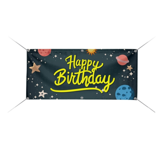 Fashion Friends Birthday Personalized Banner