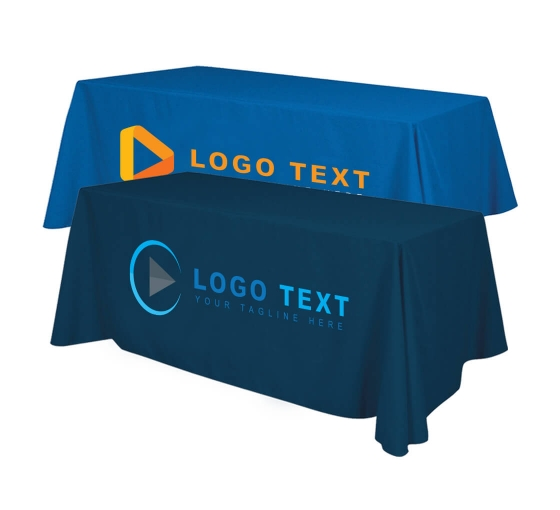 Custom Premium Full Color Table Covers Throws At Price