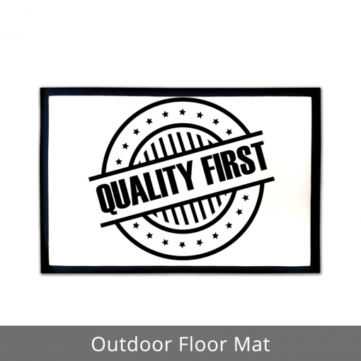 Quality First Outdoor Floor Mats