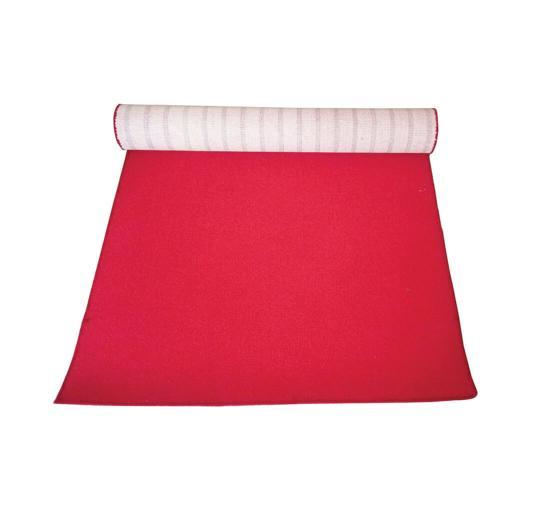 Red Carpet Floor Runner