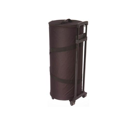 Round nylon bag (for popup)