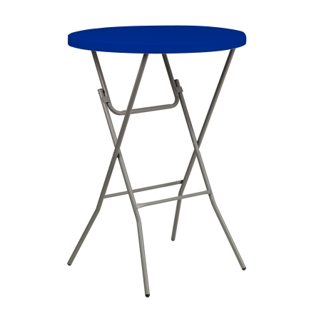 "31.5"" Round Table Toppers - Blue"
