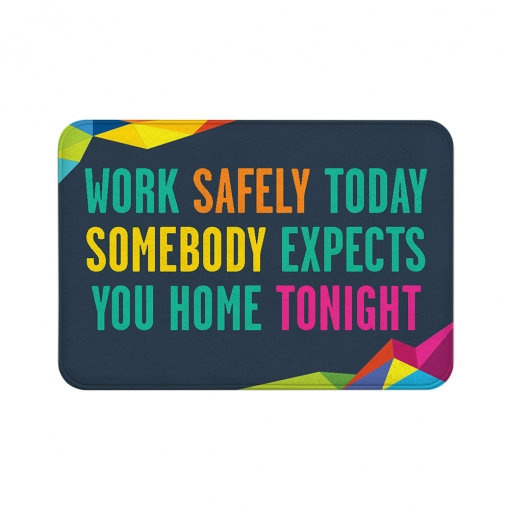 Safety Quote Floor Mats