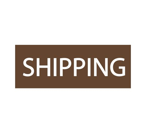 Shipping Sign