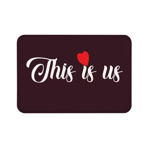 This Is Us Floor Mats