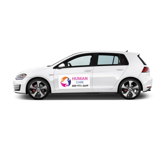 Take Your Business Message Wherever You Go With Car Magnet Signs