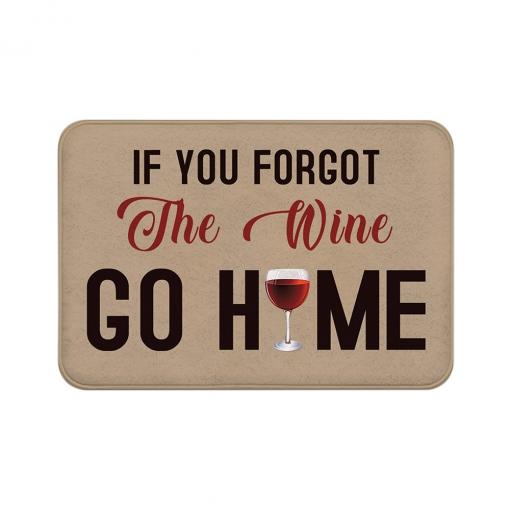 Wine Floor Mats