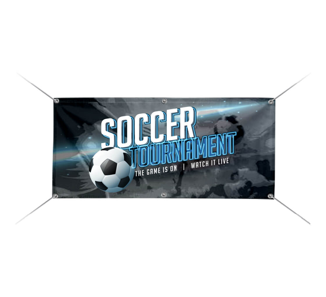 Custom Sport Team Banners At Lowest