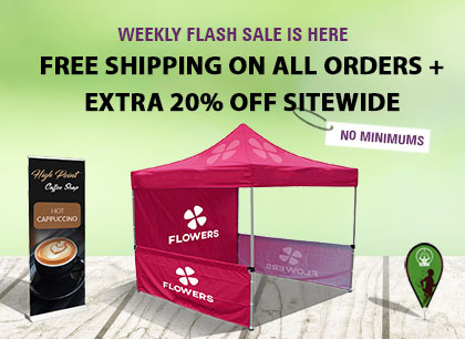 Weekly Flash Sale - Limited Time Offer