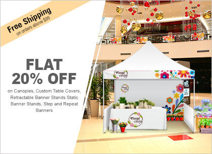 Flat 20% Off on Selected Products!